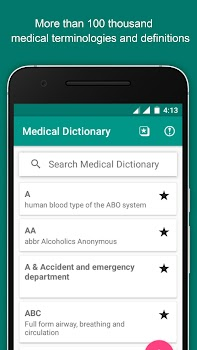 Medical Dictionary Free Offline Terms & Definition