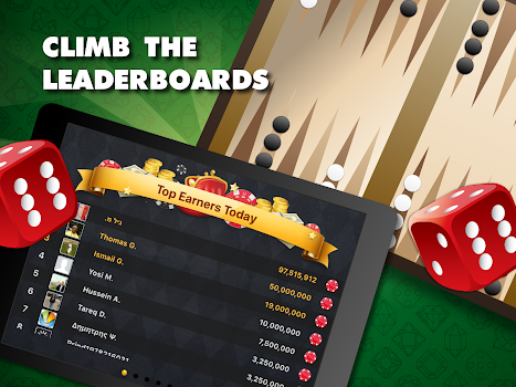 Backgammon - Play Free Online & Live Multiplayer
