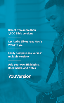 YouVersion Bible App + Audio, Daily Verse, Ad Free