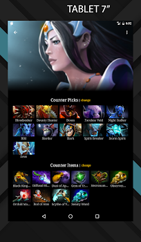 Total Domination - Counter Picker for Dota 2
