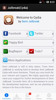Cydia Tweak & Source For Android