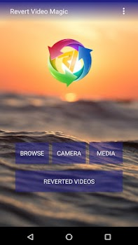 ☀️ Reverse Video Magic - Revert videos with ease☀️