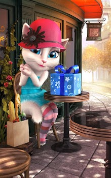 Talking Angela