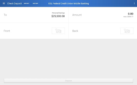 Esl Mobile Banking By Esl Federal Credit Union Finance Category