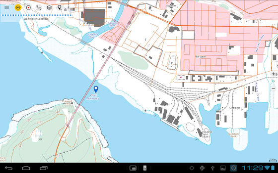 Canada Topo Maps Free by ATLOGIS Geoinformatics GmbH Co KG