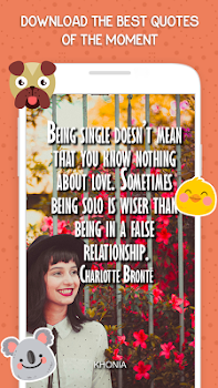 Single Quotes Strong Women By Khoniadev Lifestyle Category