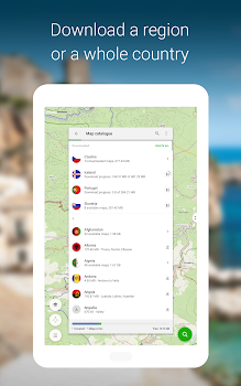 Mapy.cz - Cycling & Hiking offline maps