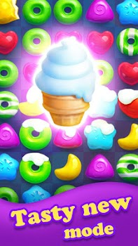 Crazy Candy Bomb - Sweet match 3 game
