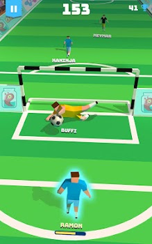 Soccer Hero - Endless Football Run
