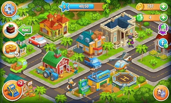 Farm Zoo: Happy Day in Animal Village and Pet City - by foranj ...