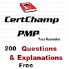 PMP Exam 200 Questions Free