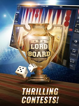 Backgammon – Lord of the Board – Online Board Game