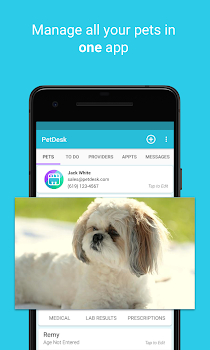 PetDesk - Pet Health Reminders