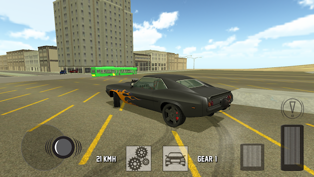 Real Muscle Car By Pudlus Games Racing Games Category 4 Review