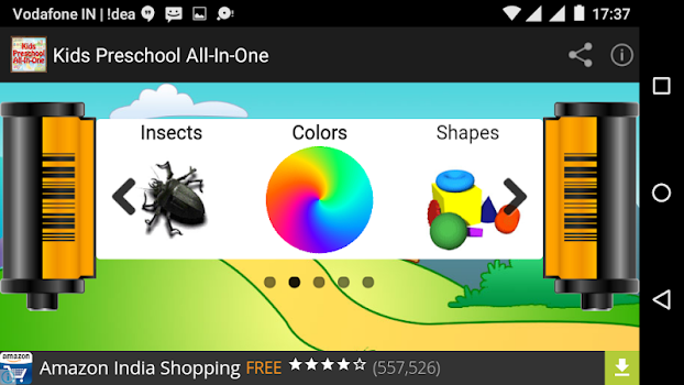 Kids Pre School All-In-One App