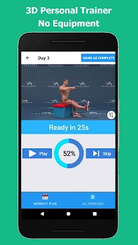 Strong Legs in 30 Days - Legs Workout