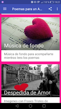 Poemas Para Un Amor Imposible By New Generation Apps Android