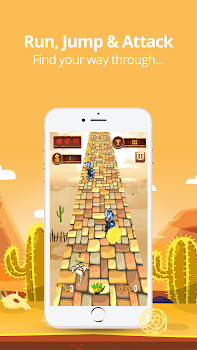 Great Wall of ChaCha: Jumping & Running
