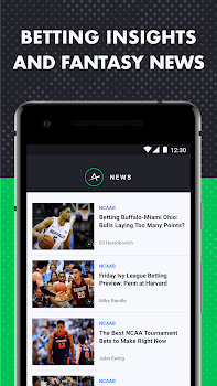 The Action Network: Sports Scores & Live Tracker