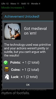 Medieval Fantasy RPG (Choices Game)