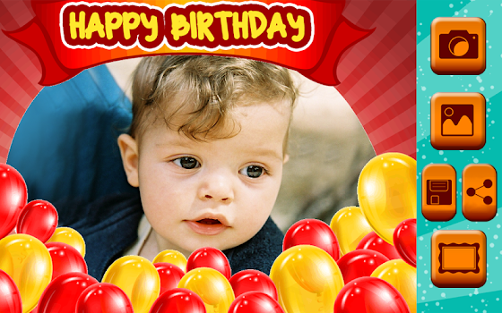 Happy Birthday Picture Frames - by Photo Editors and Picture Effects ...