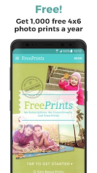 FreePrints – Free Photos Delivered