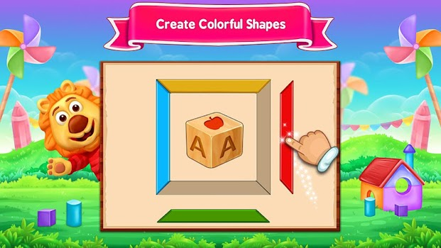 Colors & Shapes - Kids Learn Color and Shape