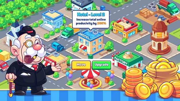 Idle Prison Tycoon - Mine & Crafting Building City