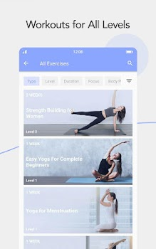 Daily Yoga - Yoga Fitness Plans
