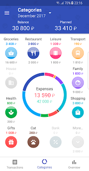 1money expense tracker money manager budget by pixelrush 11