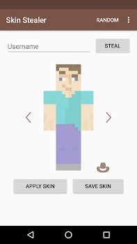 Skin Stealer For Minecraft By Saranomy Tools Category - Minecraft skin stealer name mc