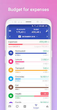1Money - expense tracker, money manager, budget