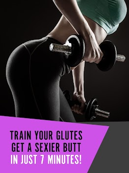 Butt Workout | Bigger Booty, Buttocks Workout App