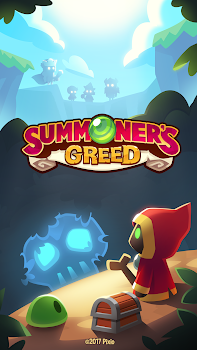 Summoner's Greed: Idle TD Endless Adventure