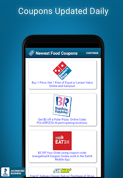 Best apps by best deals app buyvia appgrooves fast food specials coupons fandeluxe Image collections