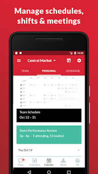 Crew - Free Messaging and Scheduling