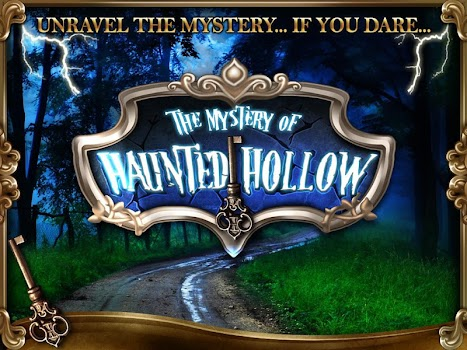The Mystery of Haunted Hollow