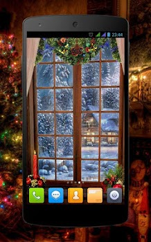 Waiting for Christmas Live Wallpaper