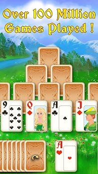 Magic Towers Solitaire - Tri Peaks
