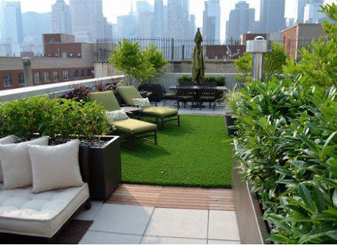 Cool Rooftop Garden Ideas - by Daviansapp - Lifestyle Category - 30 ...