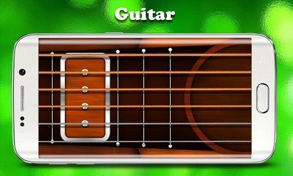 Real Guitar Free - Chords & Guitar Simulator - by Tech Soft Apps ...