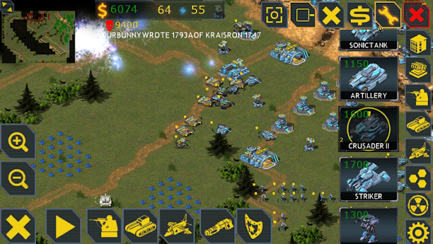 RedSun RTS: Strategy PvP