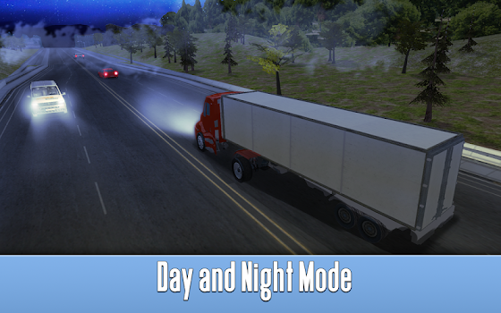 American Truck Driving 3D