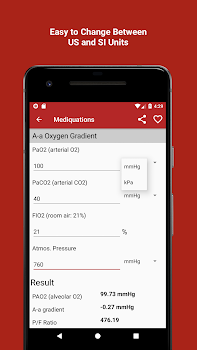 Mediquations Medical Calculator