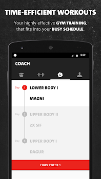 Freeletics gym by freeletics 15 app in weight training health freeletics gym freeletics gym fandeluxe Gallery