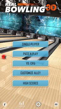Real Bowling 3D FREE