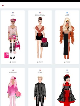 Fashion Superstar Dress Up