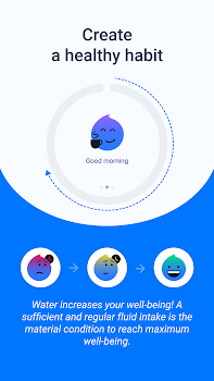 Hydro Coach - water drink reminder & water tracker