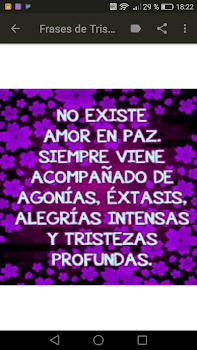 Frases De Tristeza Profunda By New Generation Apps Android