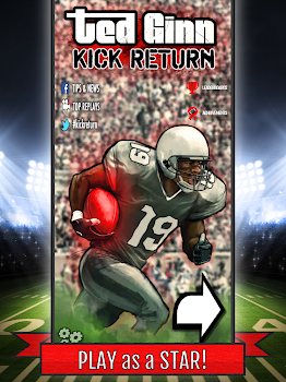 Ted Ginn: Kick Return Football